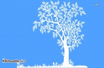 Tree Clipart Silhouette Image