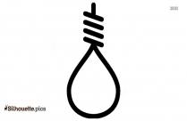 Noose Clipart Silhouette Icon
