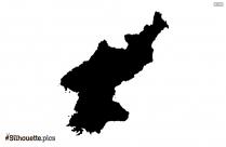 Nigeria Map Black And White