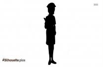Nurse Cartoon Medical Clip Art Silhouette