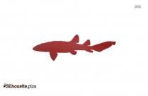 Nurse Shark Silhouette Clipart