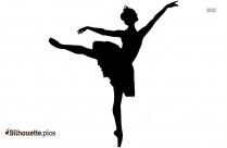 Nutcracker Ballet Silhouette, Dance Image