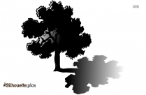 Dead Tree Silhouette Picture