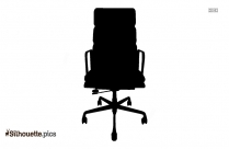 Office Chair Silhouette Free Download