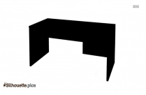 Table Silhouette Art
