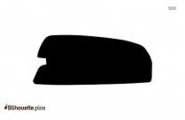 Office Space Stapler Silhouette Free Vector Art
