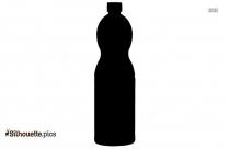 Juice Bottle Silhouette