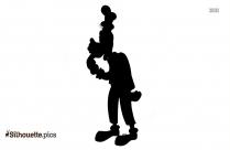 Dopey Dwarf Silhouette Background
