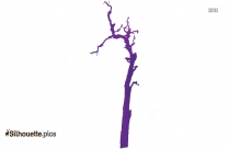 Tree Branch Vector Image
