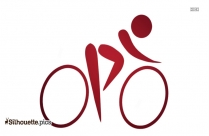 Cycle Silhouette