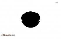 Snail Silhouette Vector