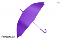 Umbrella Clipart Silhouette Illustration