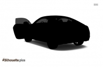 Front Of Car Silhouette
