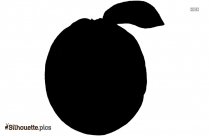 Fruit Silhouette Vector Free