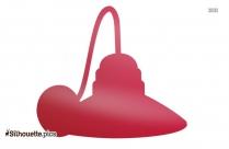 Outdoor Lighting Clipart, Goose Neck Lighting Silhouette
