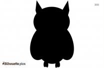 Owl Clipart Silhouette Art