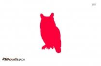 Cartoon Owl Cartoon Silhouette