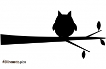 Owl Symbol Silhouette