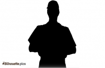 Painter Silhouette Free Vector Art