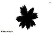 Palm Tree Clipart Silhouette Art