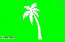 Palm Tree Backgrounds Silhouette