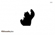 Scooby Doo Silhouette Clip Art