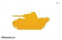 Us Field Artillery Silhouette Clip Art