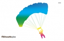 Parrot Bird Flying Symbol Silhouette