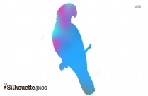 Parrot Silhouette Vector Png