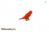 Parrot Silhouette Vector