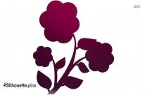 Calla Lily Flower Vector Silhouette