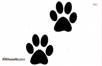 Panther Feet Clipart