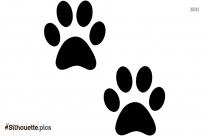 Tiger Scratch Silhouette Clip Art