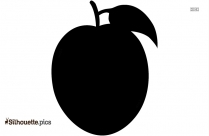 Pearberry Silhouette Clip Art