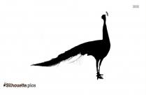Farm Birds Silhouette Free Vector Art