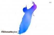 Beautiful Fish Silhouette Image