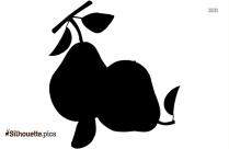 Blackberry Silhouette Art
