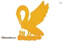 Parakeet Clipart Silhouette Free Vector Art