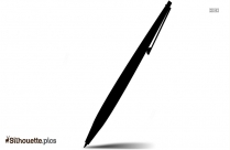 Black And White Parker Fountain Pens Silhouette