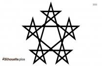 Rectangle Silhouette Clip Art, Geometric Figure Clip Art Icon