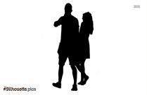 People Silhouette Clip Art