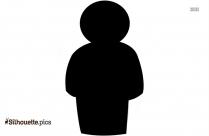 Person Buddy Symbol Silhouette