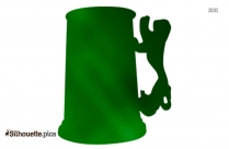 Wine Cup Silhouette
