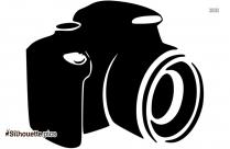Camera Cartoon Silhouette