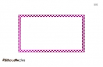 Picnic Border Silhouette Image And Vector