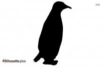 Cassowary Silhouette Clipart