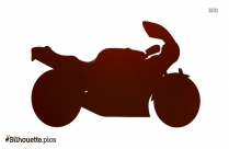 Picture Of Motorbike Silhouette