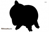 Possum Silhouette Icon