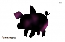 Piggy Silhouette