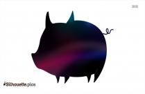 Cartoon Cat Silhouette Clip Art